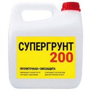 супергрунт 200 (концентрат)