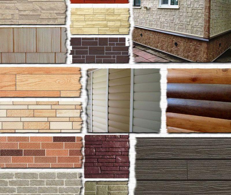 Выбираем материал для окраски фасада дома